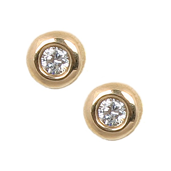 Diamond Stud Earrings on Diamond Stud Earrings Dia  10ct Tw
